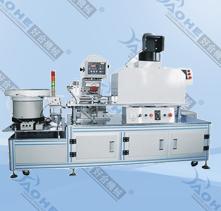 全自動電子震動盤移印機(配UV或烤箱)