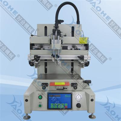 HP-2030T 氣動臺式平面絲印機