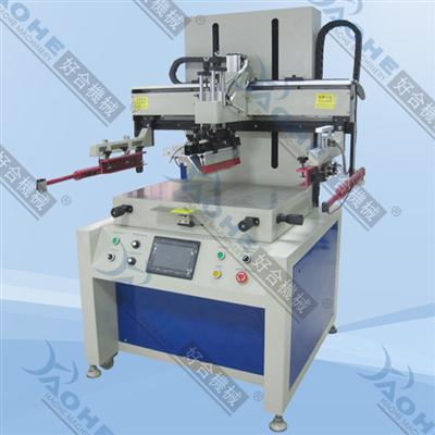 HP-4060F  高精密電動平面絲印機