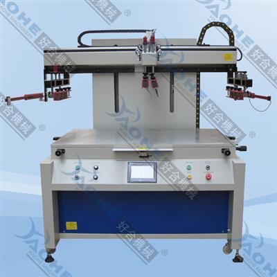HP-70110V  高精密電動大平面吸氣絲印機